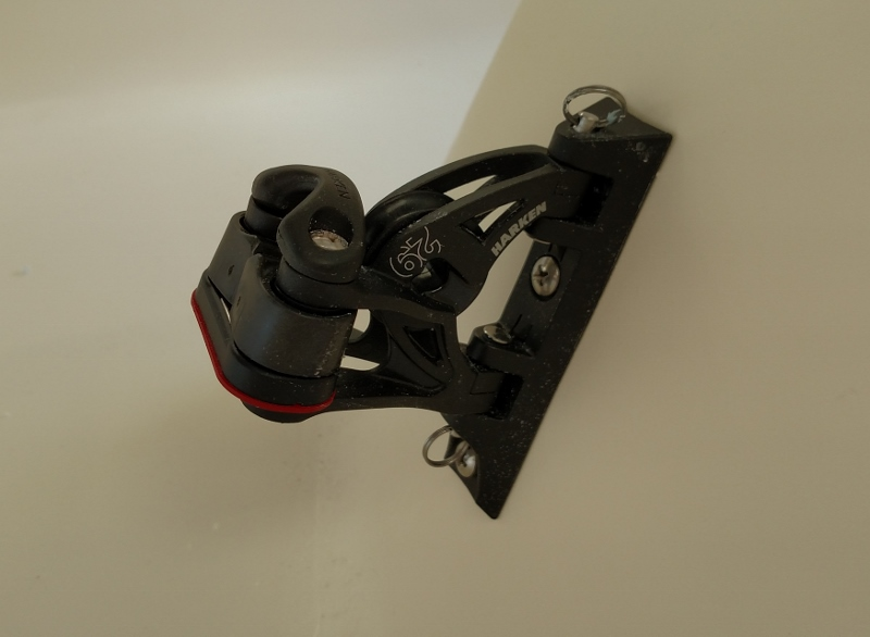 Swivel Cam Cleat Carbo