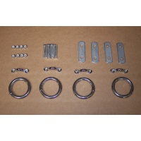 Pennant Davit Ring Kit (4 Rings)